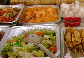 foodfirst the catering company